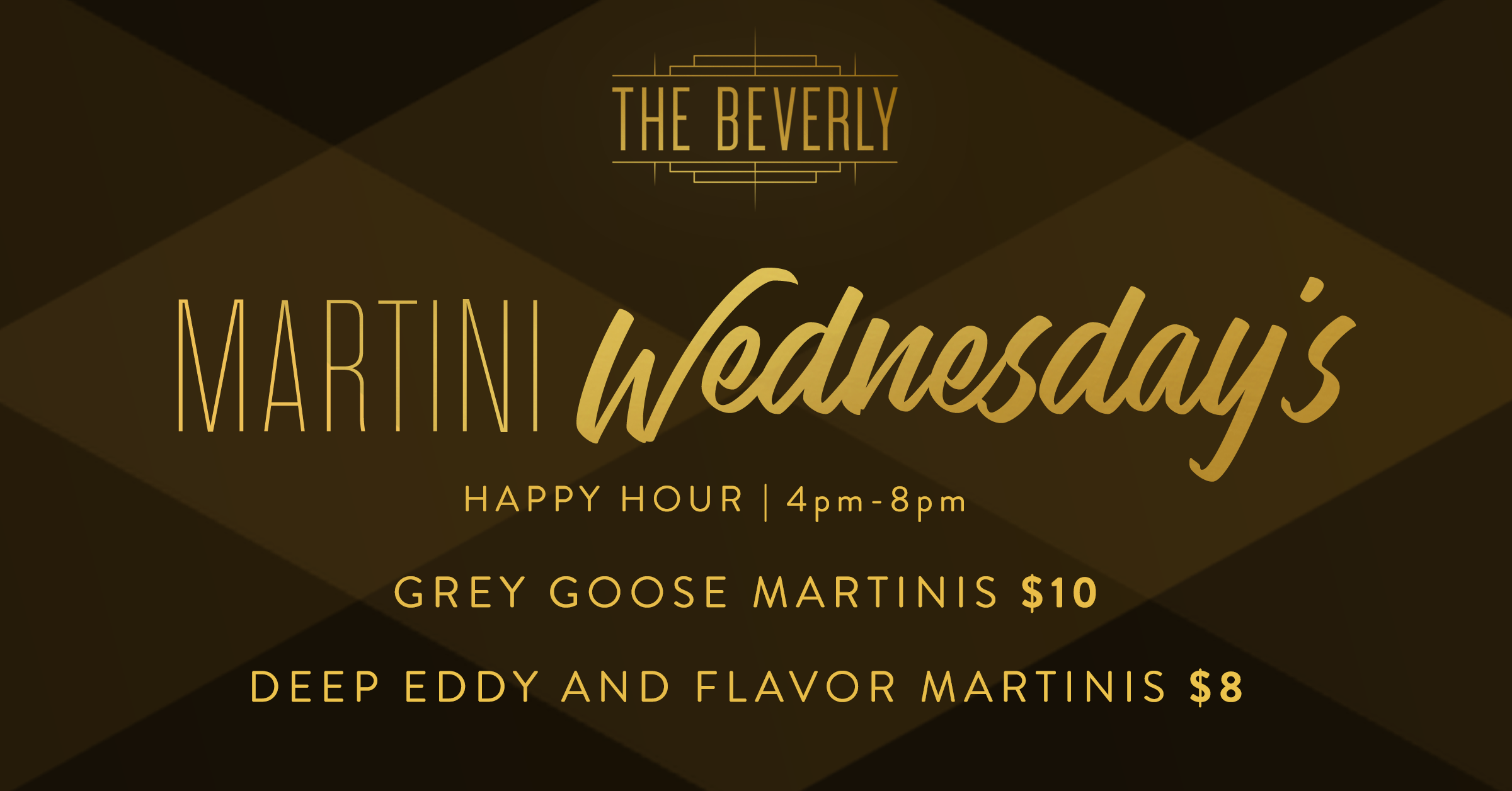 Martini wed facebook post