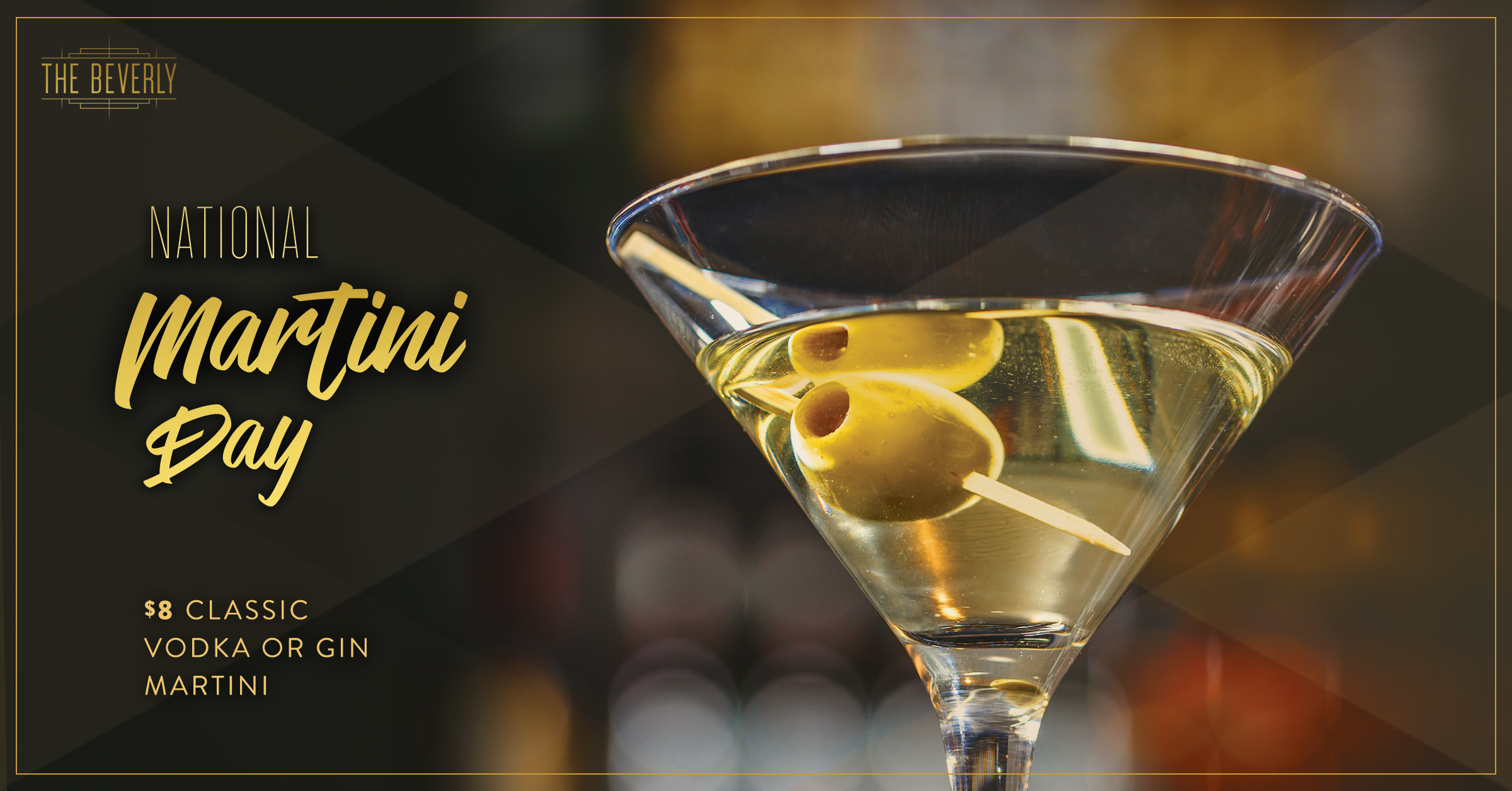 Martini day fb