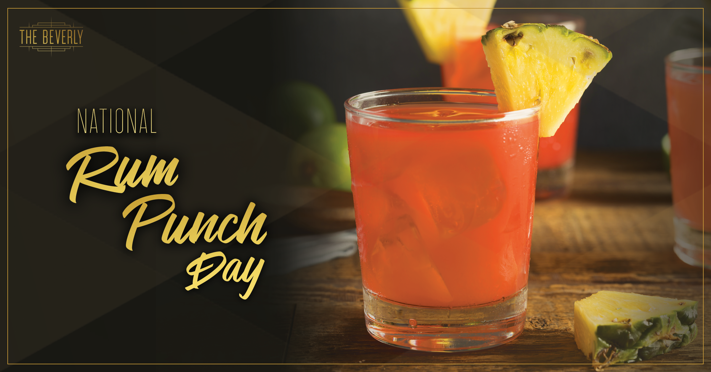 Rum punch day fb